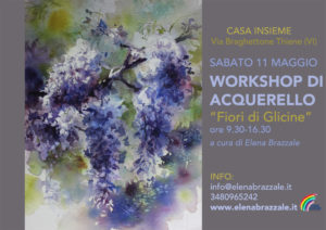 WORKSHOP GLICINE LOCANDINA